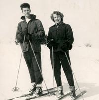 Sherman and Nancy Bleakney family fonds
